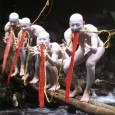Fanfare Ciocarlia and butoh – who would have imagined? (image from LaDeutschevita) I've seen this dance company before – quite incredible they are too. Here are a couple more clips of the Dairakudakan […]